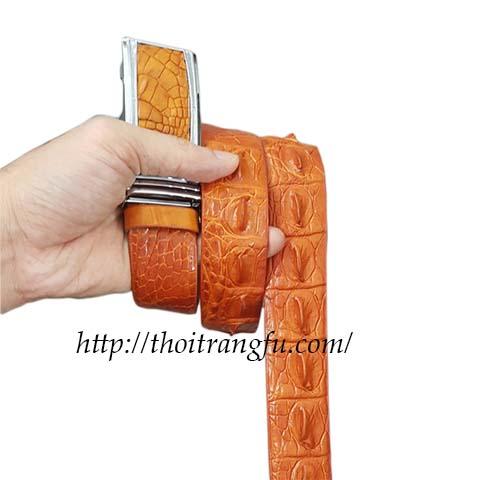 Cách bảo quản và sử dụng thắt lưng da luôn bền đẹp.