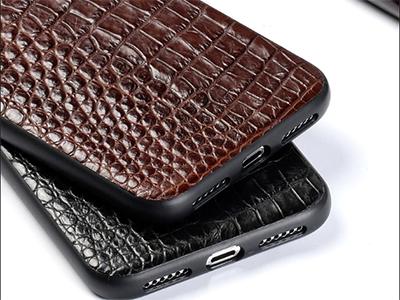 Chọn ốp lưng da cá sấu sành điệu cho điện thoại