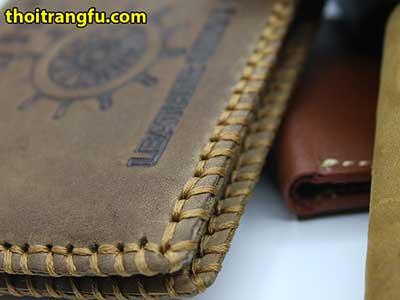 Chọn ví da handmade tại sao không