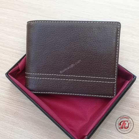 Bóp ví da bò thanh lịch FU110